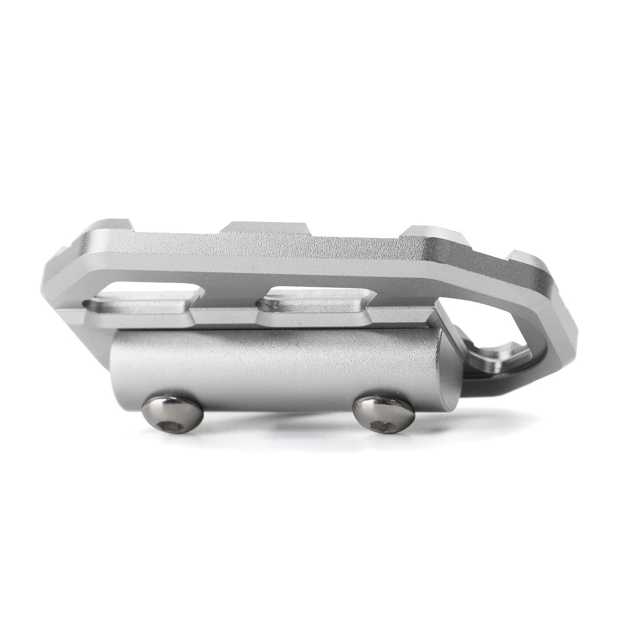 Foot Pedals Footpegs For BMW G310GS 17-19 S1000XR 15-19 BMW R1200GS (Adv.)13-19 Silver