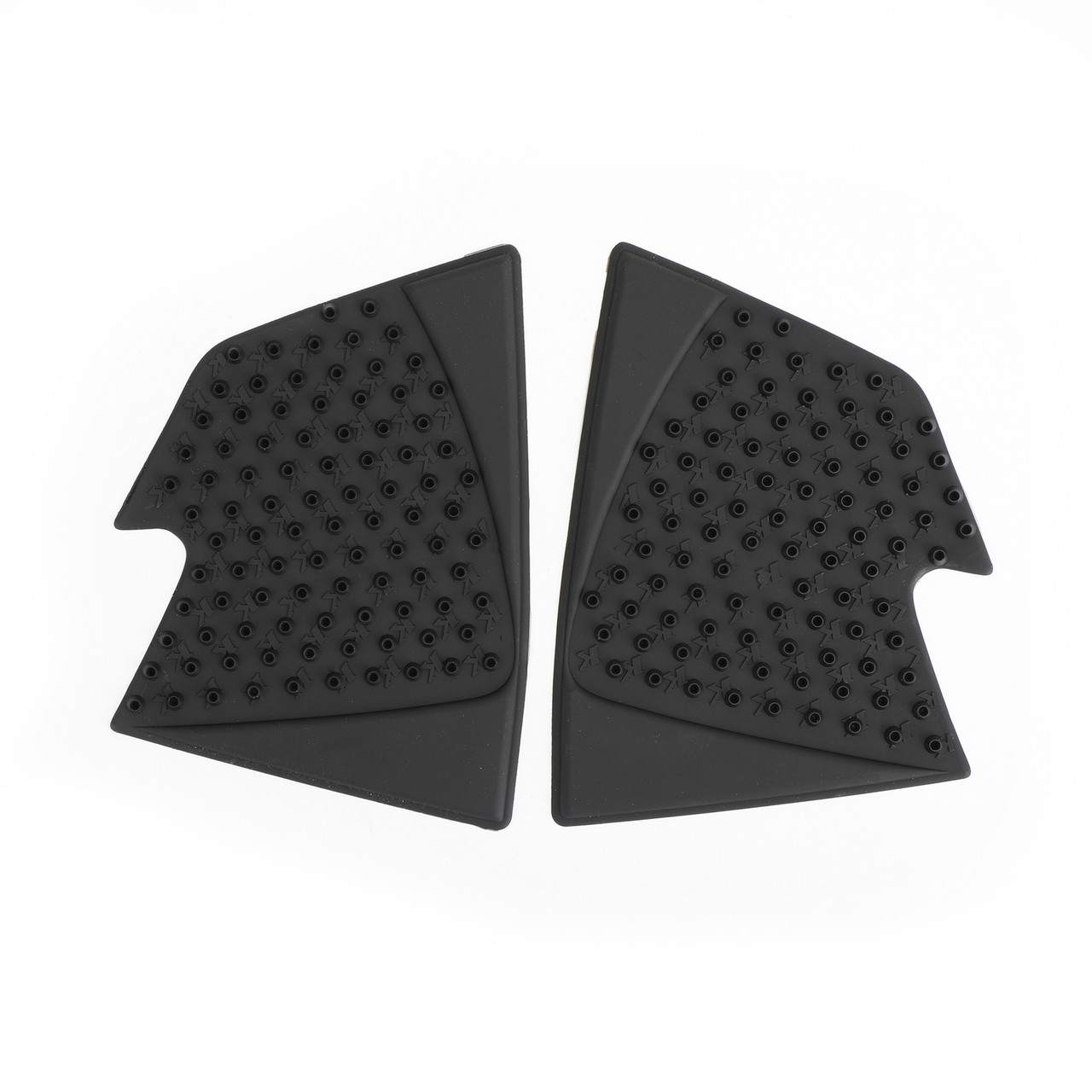 Side Tank Traction Pads Gas Knee Grip Protector For DUKE 125 200 390 12-16 Black