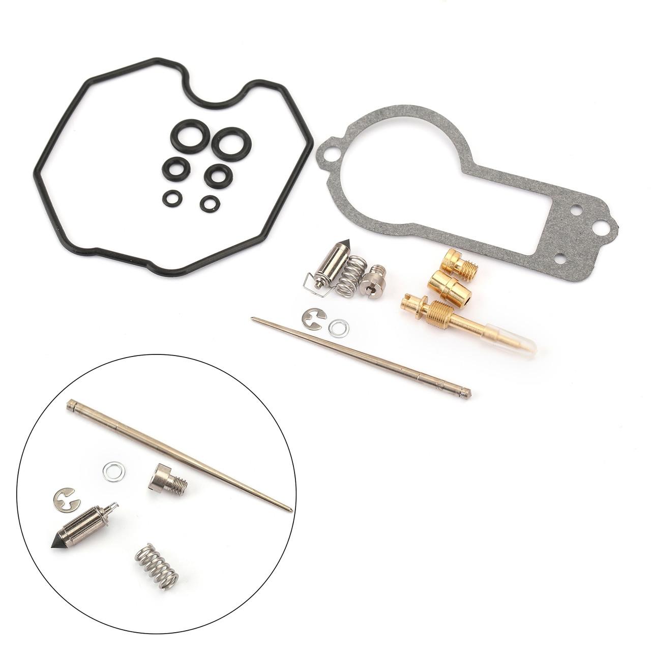 Carburetor Carb Repair Rebuild Kit For Honda Interceptor 700 VF700F 84-85 750 VF750F 84 700 VF700C 85-86 VF750F 83