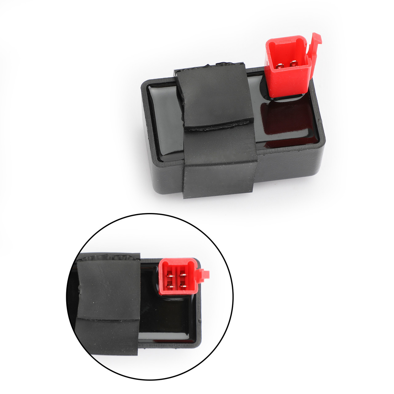 OEM Relay Assembly For Kawasaki ZXR400 ZX400 ZX500 ZX600 ZX636 ZX750 ZXR750R ZX1100