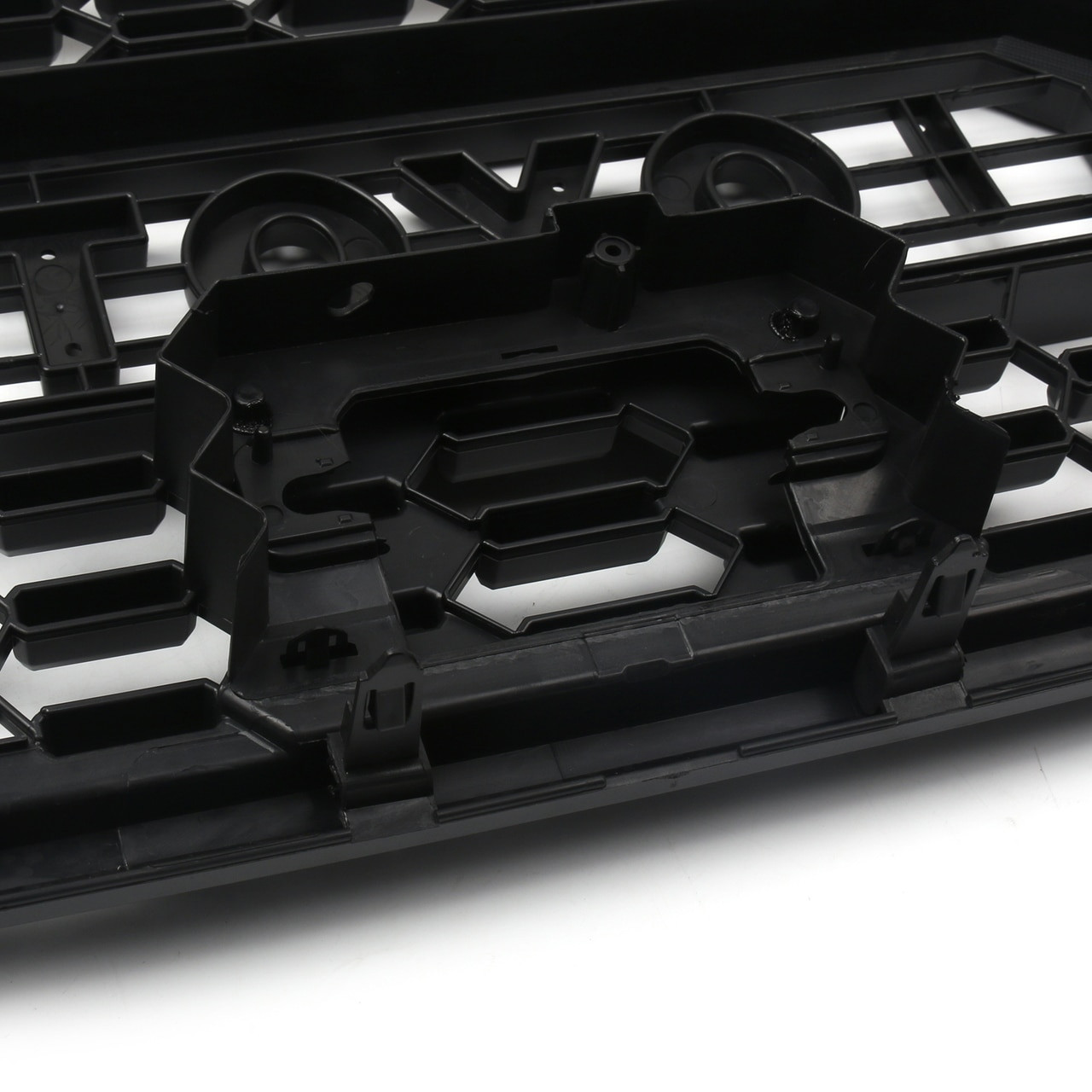PT228-35170 TRD Pro Grille + LED Lights for Tacoma (2020) Matte Black