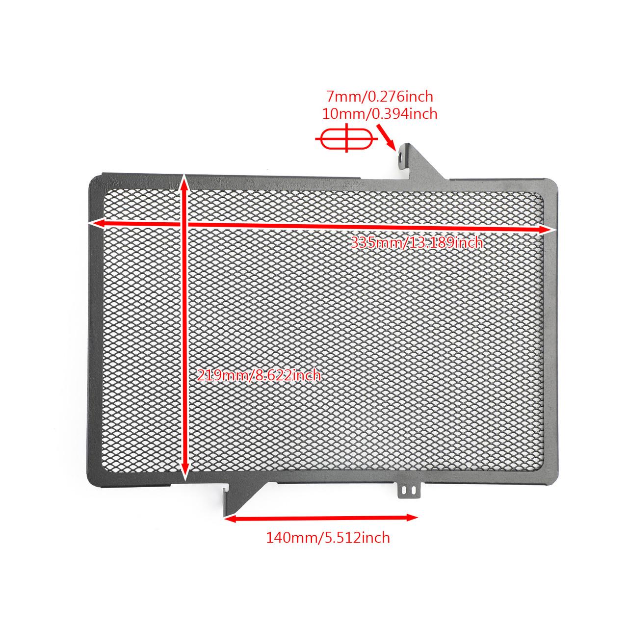 Radiator Guard Grill Protector for Honda CB650F/CBR650F 14-18 CB650R/CBR650R 19