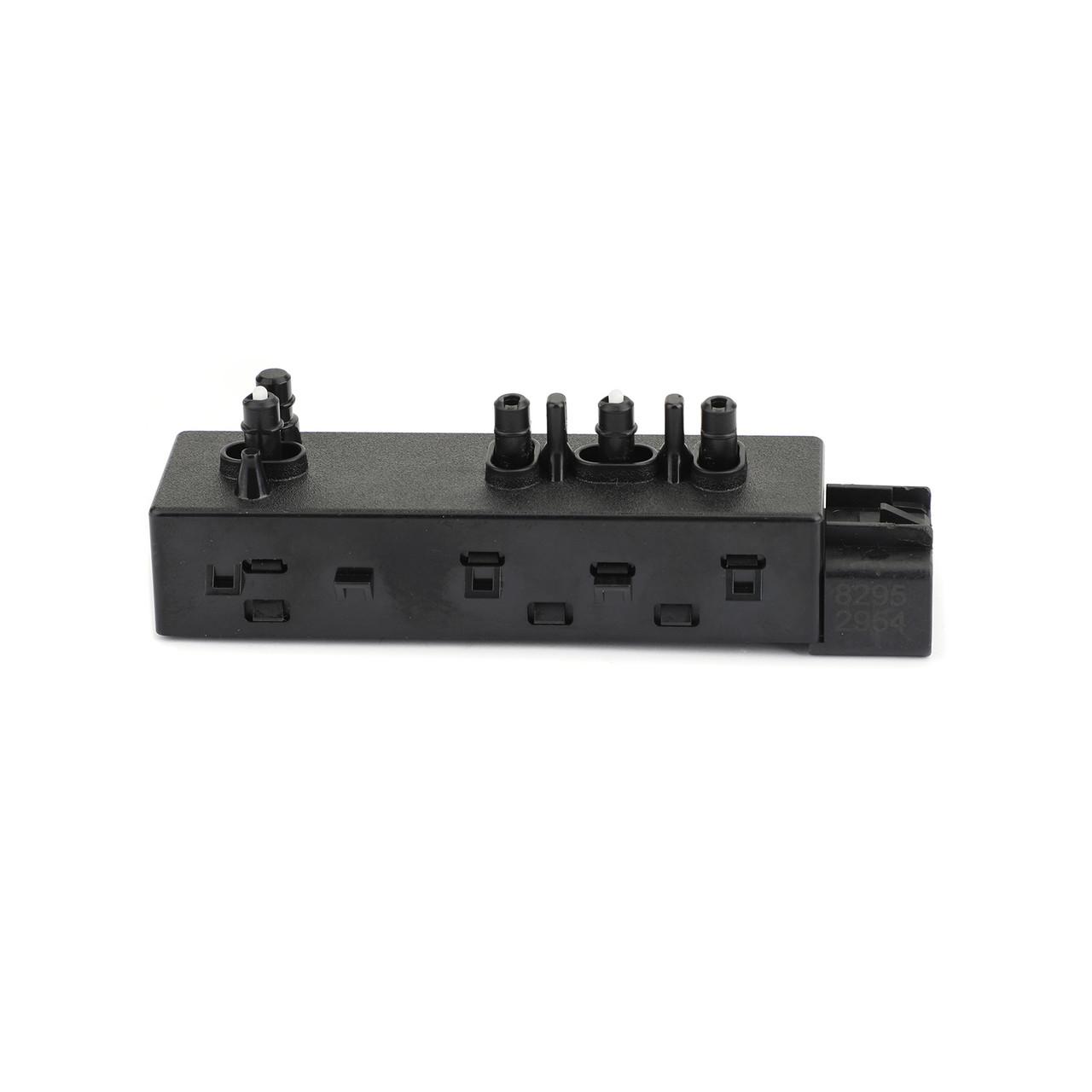 Power Seat Switch Left Driver Side 25974714 Fit For Chevrolet Camaro 10-15 Equinox Malibu GMC Terrain 10-18 Limited 16 Cruze 16-18 Black