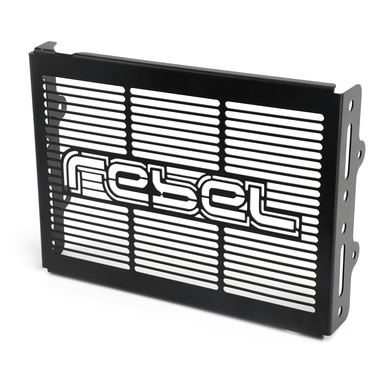 Stainless Steel Radiator Guard Protector Grill Cover Fit For Honda CMX 300/500 Rebel 300 500 17-20 Black