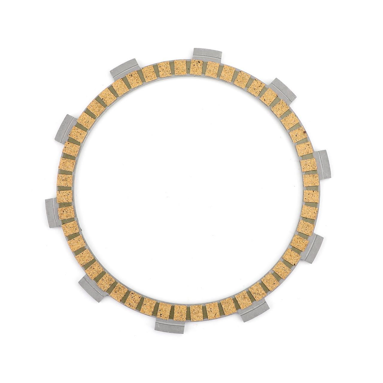 Clutch Plate Kit Fit For Honda CRM125R 90-99 NSR125F 88-93 NSR125R 89-92 ATV TRX350TE TRX350FE FourTrax 350 ES 00-06
