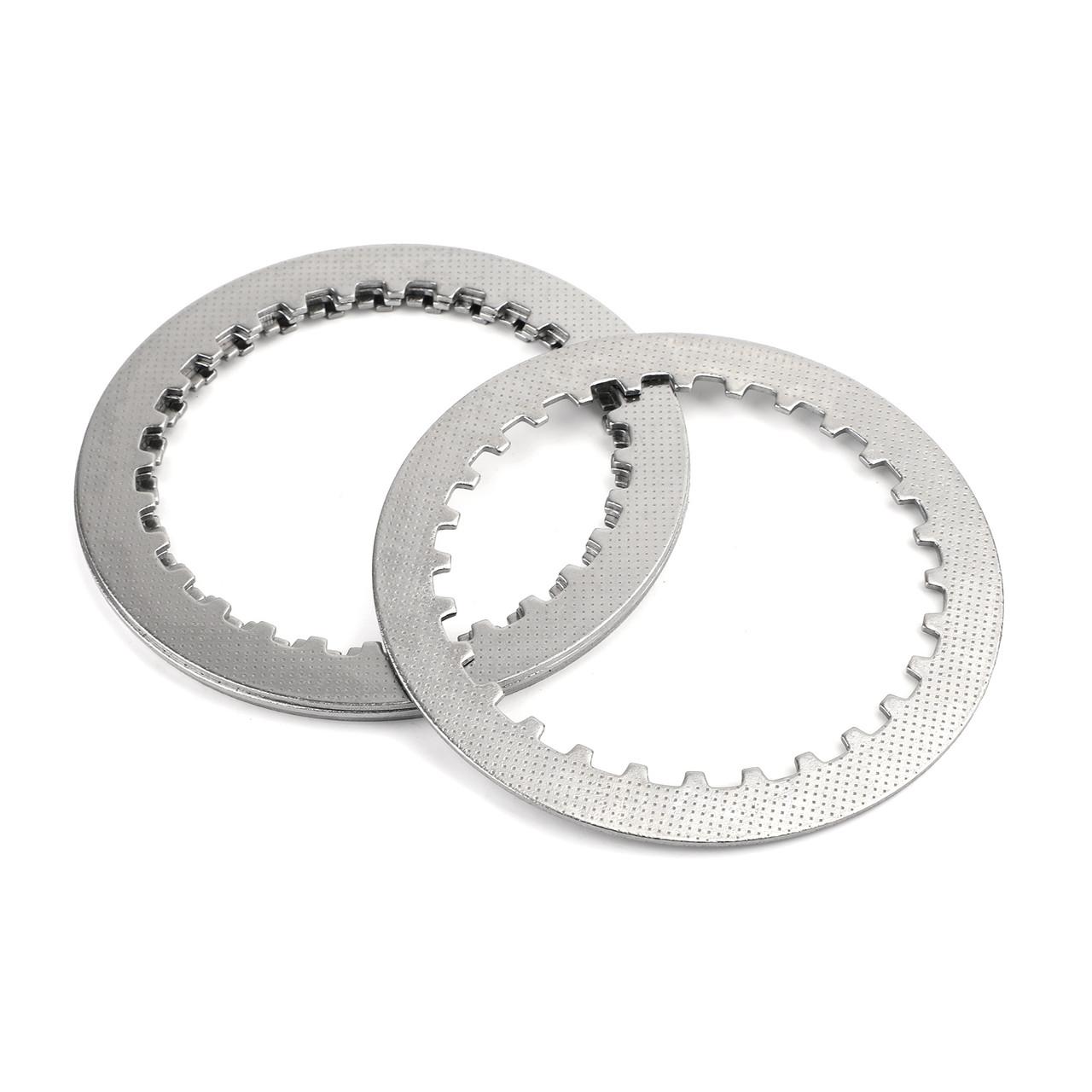 Clutch Plate Kit Fit For Honda CB500K 71-73 CB550 CB550SC A 83 CB650SC AC NIGHTHAWK 650 85