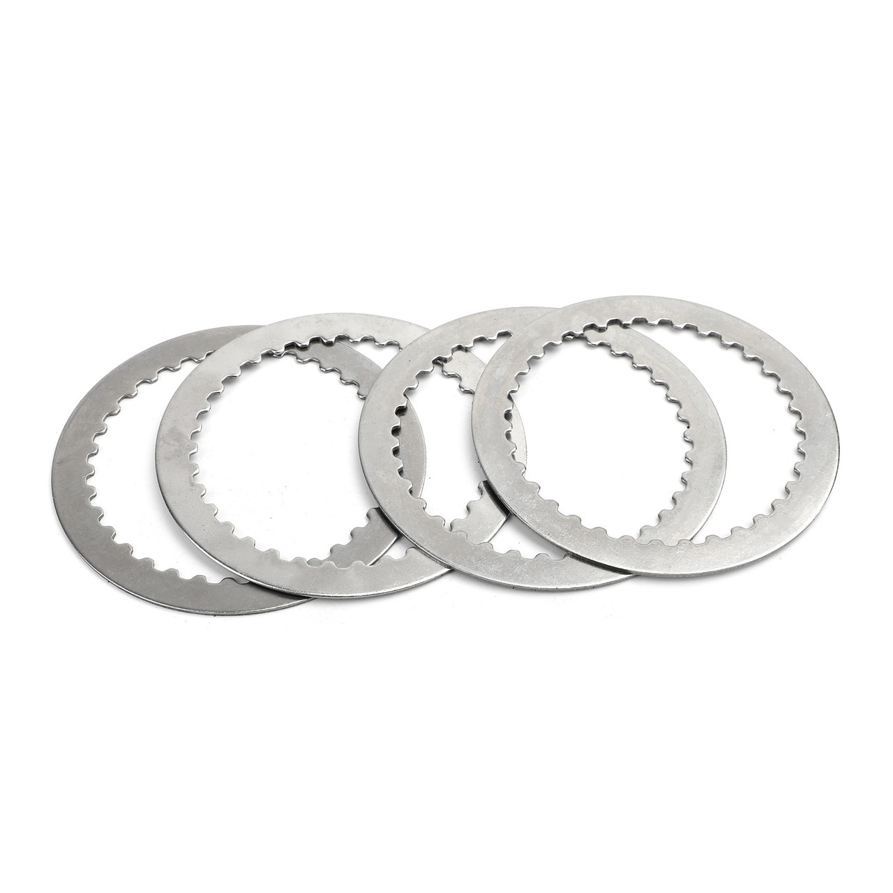 Clutch Plate Kit Fit For Honda CBR125R 04-06 CBR125RS 05-06 CBR125 04-09 TA200 (TA Shadow) 02-05
