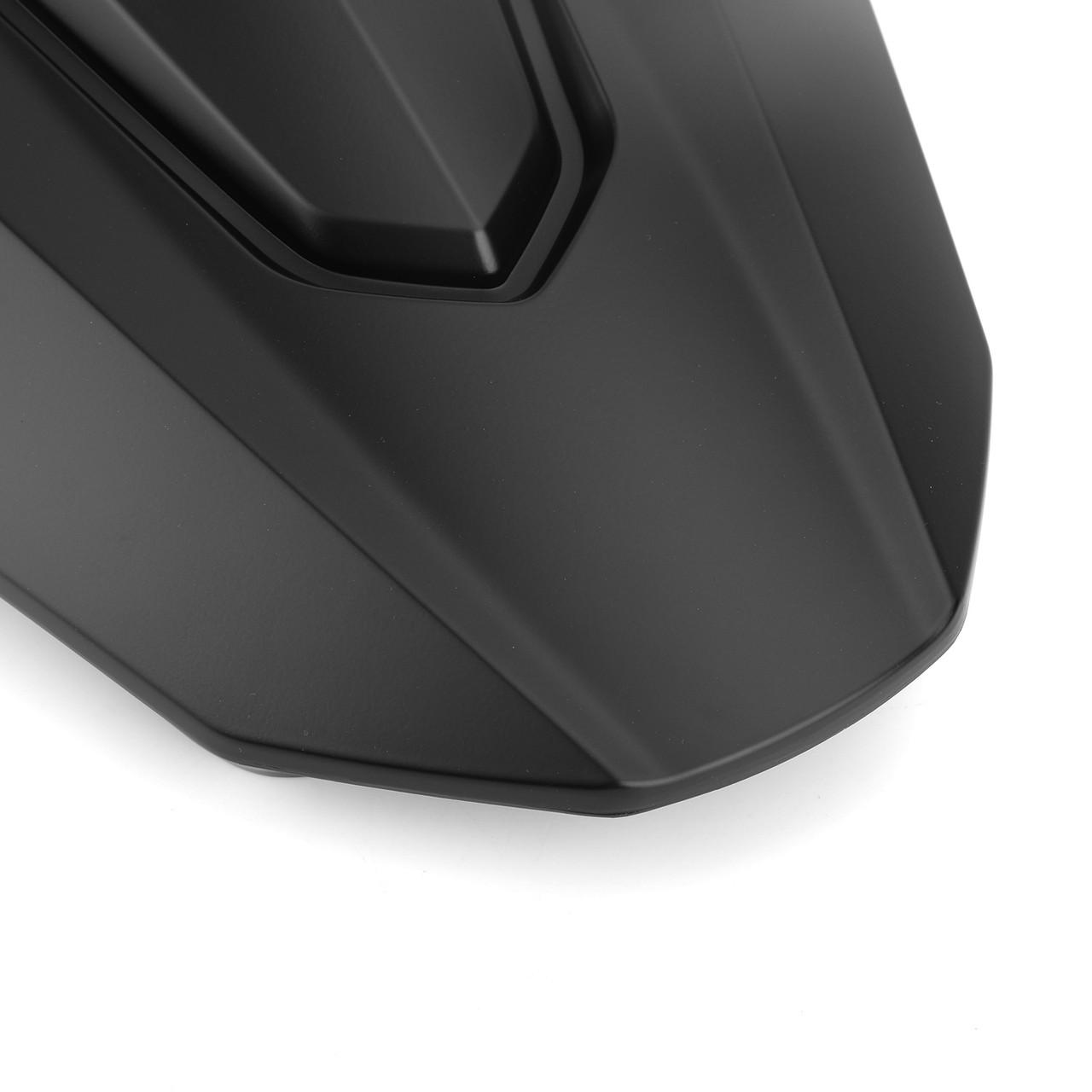Seat Cover Cowl For Honda CB650R/CBR650R 19-20 Matte Black