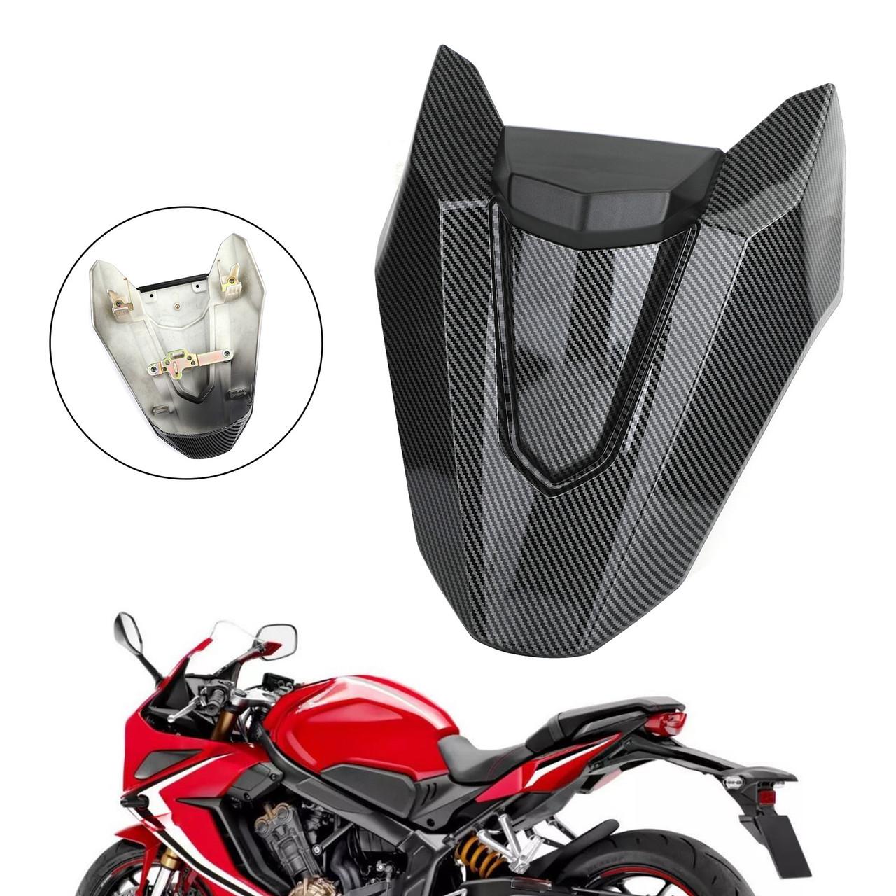 Seat Cover Cowl For Honda CB650R/CBR650R 19-20 Carbon