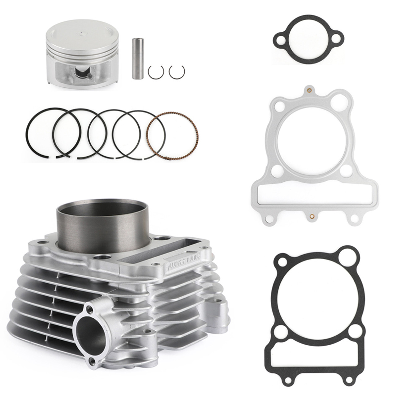 Cylinder Piston Rings Top End Kit Set Fit for Yamaha XT225 Serow 92-20 TTR225 99-04 TTR230 05-16