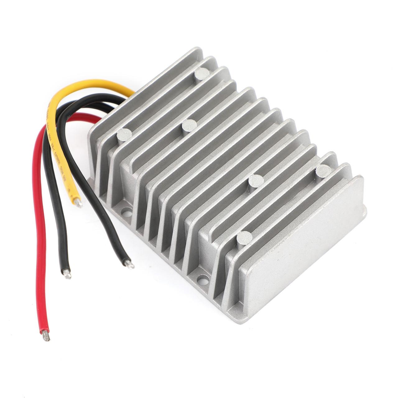 WaterProof 24V to 12V 40A 480W Step Down DC/DC Power Converter Regulator