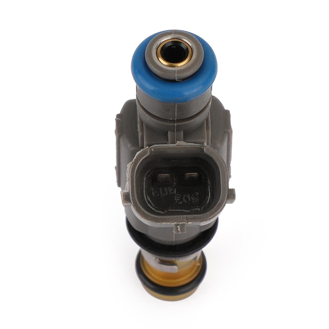 1PCS Fuel Injectors Fit For Subaru Baja 03-06 Legacy Outback 00-04 Brown FBLC-100 16611-AA43A