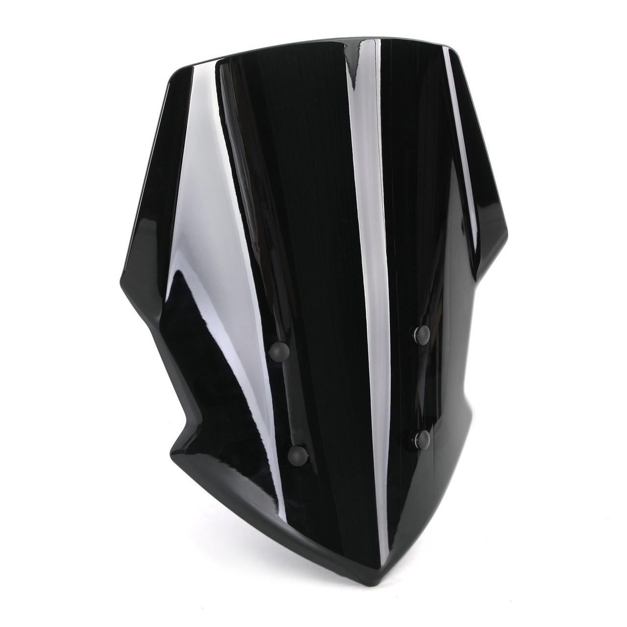 Windshield Fit for Yamaha MT-15 18-20 Black