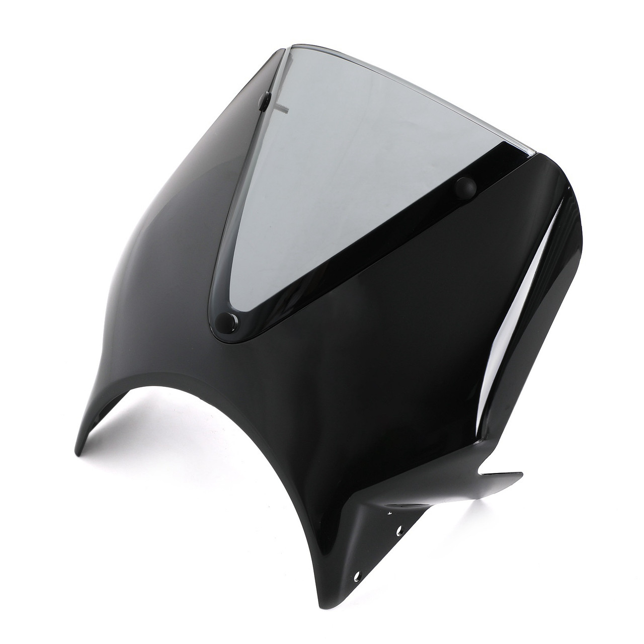 Windshield Fit for Yamaha XSR700 XSR900 2022 Gray