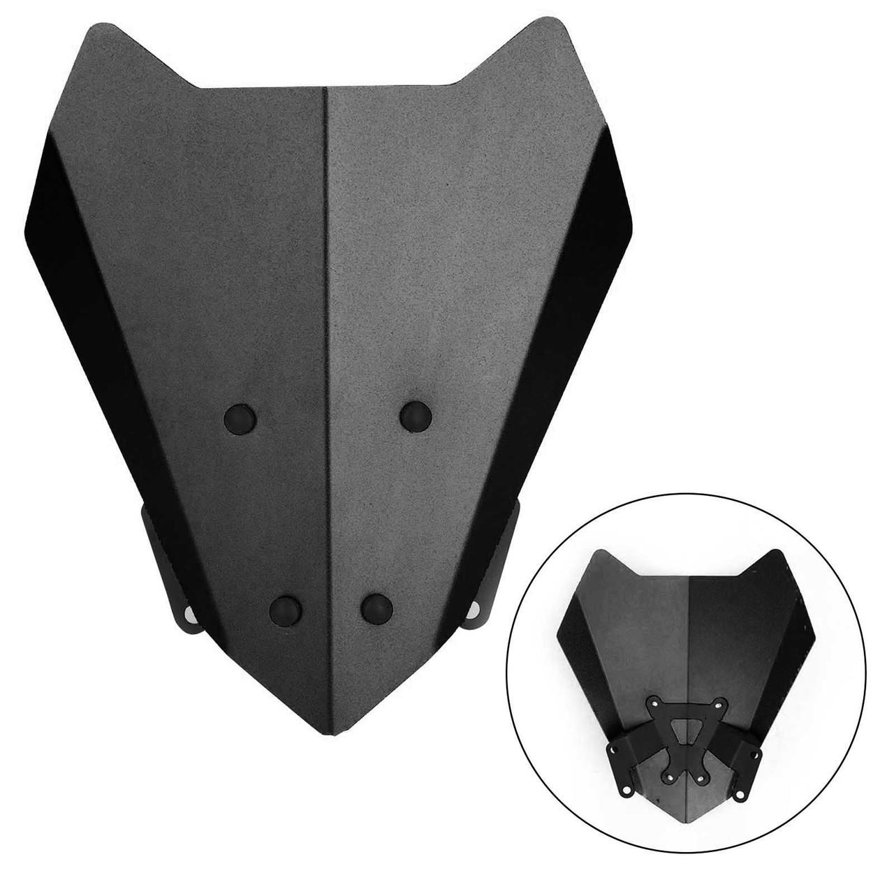 Windshield Fit for Yamaha MT-15 19-20 Black
