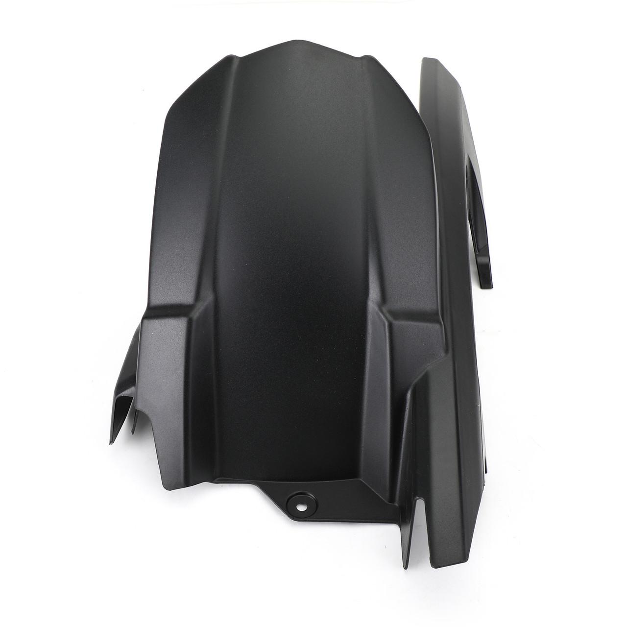 Rear Fender Mudguard Fits For KAWASAKI Z900 Z900RS 17+ Black