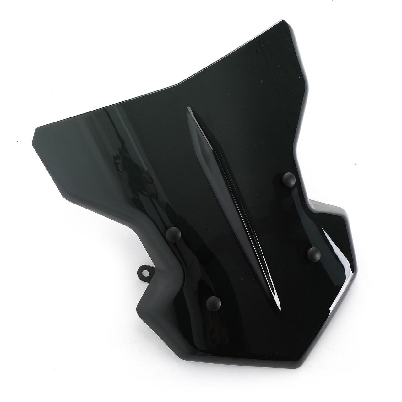 Windshield Fits For Yamaha MT-03 2020 Black