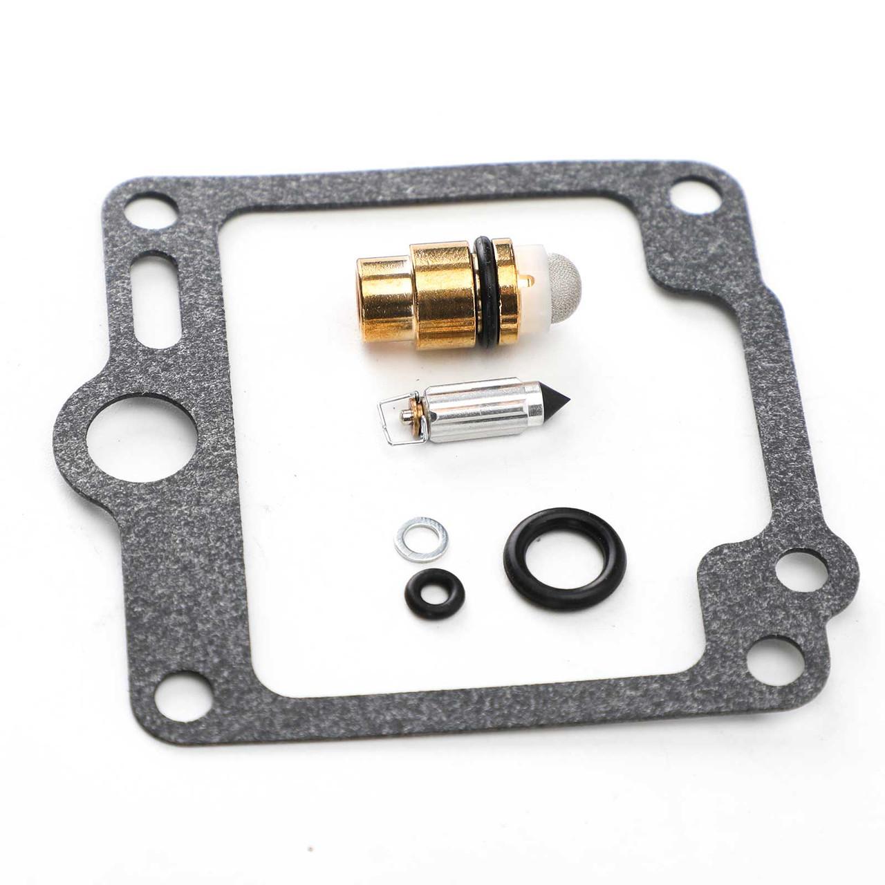 Carburetor Repair Kit Floating Needle Gasket Parts Fit For Yamaha XJ600N-51J XJ600H-51J 1984-1990