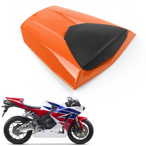 Rear Seat Cover cowl Fit For Honda CBR600RR CBR 600 RR 2013-2017 Orange
