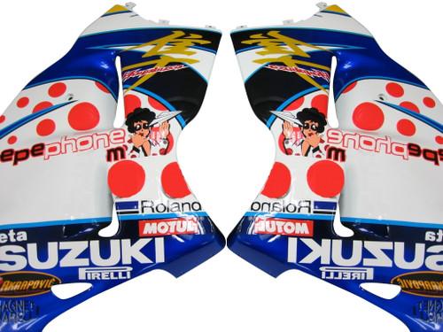 Fairings Suzuki GSX1300R Hayabusa Multi-Color pepephone  Racing  (1996-2007)