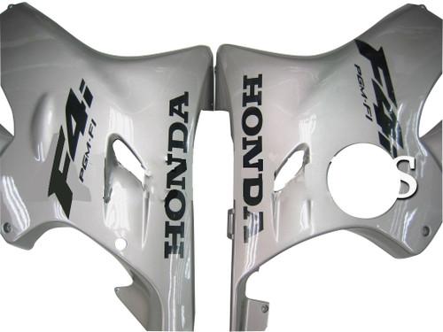 Fairings Honda CBR 600 F4i  Silver F4i Racing (2001-2003)