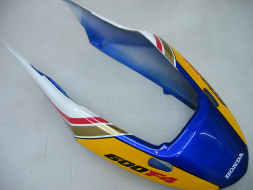 Fairings Honda CBR 600 F4i  White Rothmans Honda Racing (2004-2007)