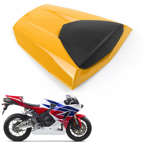 Rear Seat Cover cowl Fit For Honda CBR600RR CBR 600 RR 2013-2017 Yellow