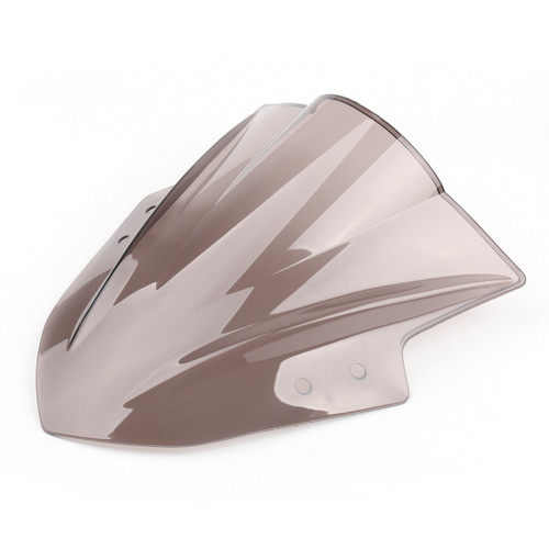 Windshield WindScreen Kawasaki EX300R NINJA 300 R (2013-2016) Light Somke