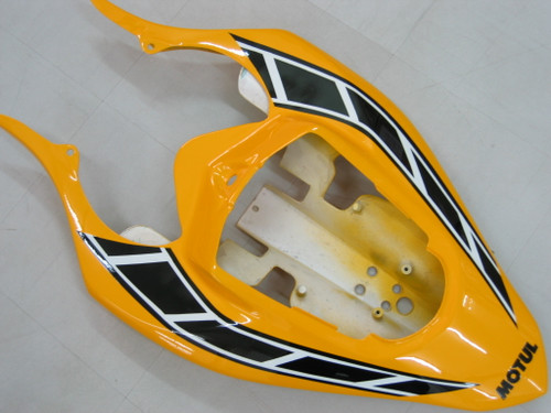 Fairings Yamaha YZF-R1 Yellow Black Motul Racing (2004-2006)