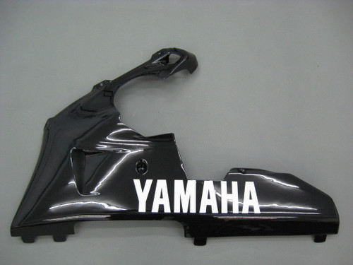 Fairings Yamaha YZF-R1 Red White Black YZF Racing (2000-2001)