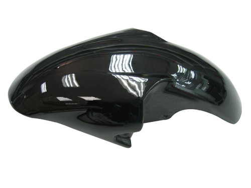Fairings Yamaha YZF-R6 Black R6 Racing (1998-2002)