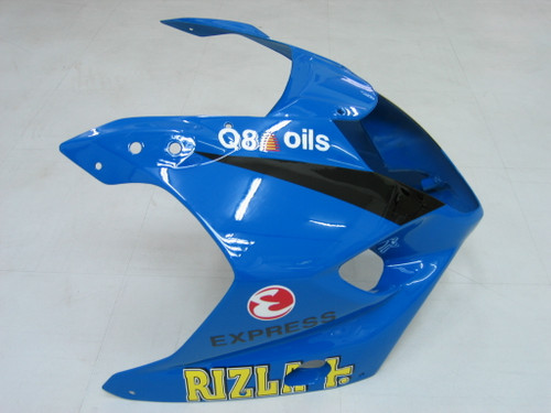 Fairings Suzuki GSXR 1000 Blue Rizla Racing  (2003-2004)