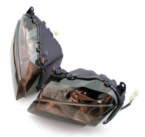Headlight Honda CBR 600 RR Smoke Lenses (2007-2012) Smoke