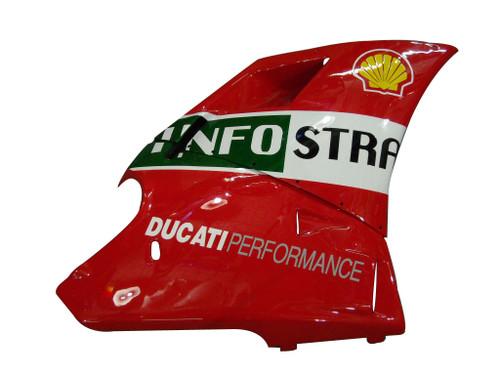 Fairings Ducati 996 Red White Infostrada Racing (1994-2002)