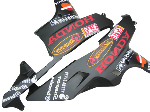 Fairings Honda CBR 600 RR Black Valentino Rossi Racing (2007-2008)