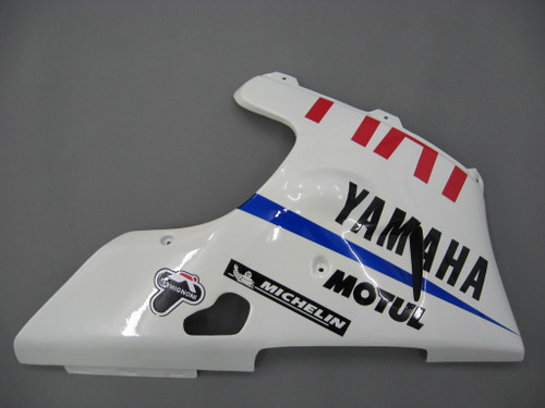 Fairings Yamaha YZF-R1 Blue White No.46 FIAT  Racing (1998-1999)