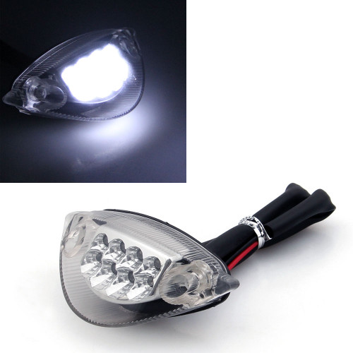 Running Light Upper Head Front Center Super Bright LED Honda CBR600RR (2003-2006)