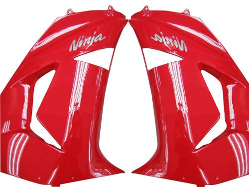 Fairings Kawasaki ZX 10R Red Ninja Racing (2006-2007)