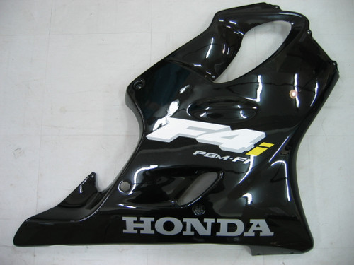Fairings Honda CBR 600 F4i  Black F4i Racing (2004-2007)
