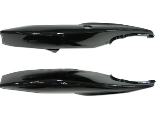 Fairings Suzuki GSXR 600 750 All Black GSXR  Racing  (2006-2007)