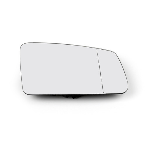 Right Side Mirror Glass Aspherical Heated Benz S/C/E-class W212 W204 2128100621