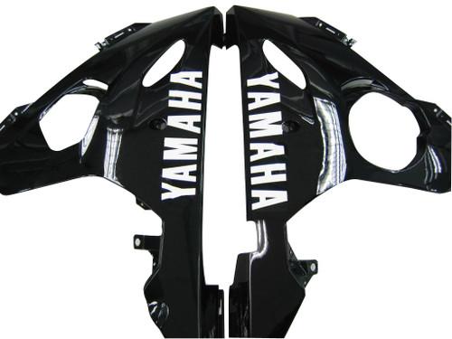 Fairings Yamaha YZF-R6 Black & White R6 Racing (2003-2005)