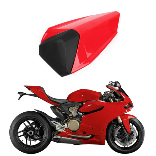 Seat Cowl Rear Cover Ducati 1199 Panigale (2012-2015)  Red