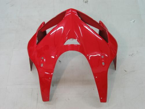 Fairings Honda CBR 600 RR Red Black Silver CBR Racing (2005-2006)