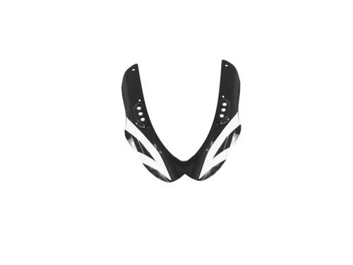 Fairings Suzuki GSXR 1000 Black & White Tribal Racing  (2009-2016)