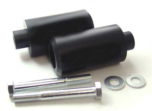Frame Sliders for Yamaha FZ1 Fazer (2006-2008) No Cut