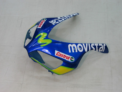 Fairings Honda CBR 1000 RR Blue & Green Movistar Racing (2006-2007)