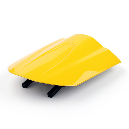 Seat Cowl Rear Seat Cover Fit For Suzuki GSXR600 GSXR750 2008-2010 Yellow