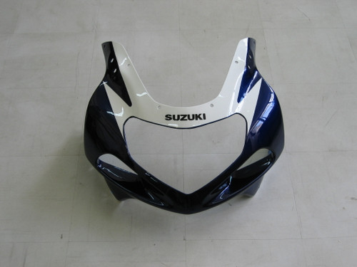 Fairings Suzuki GSXR 600 Blue & White GSXR Racing  (2001-2003)