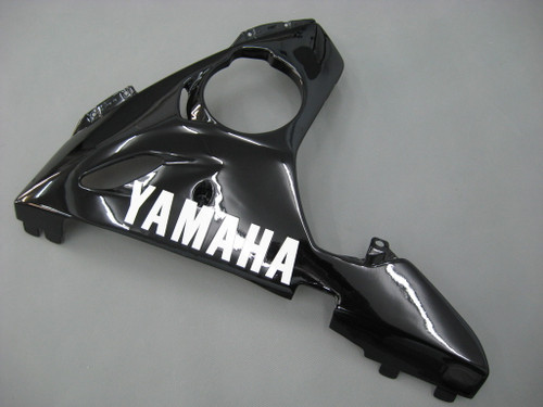 Fairings Yamaha YZF-R6 Contrast Black  R6 Racing (2003-2005)